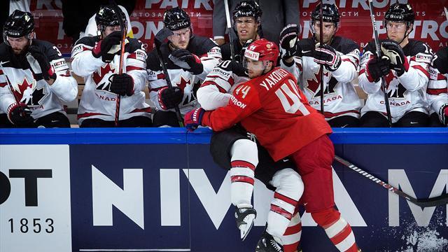 У хоккейной России есть будущее. Даже после вылета от Канады