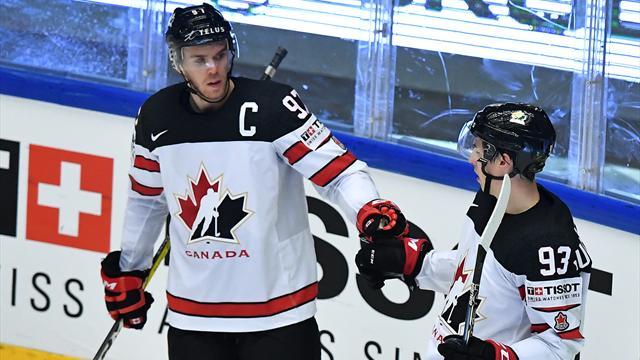 McDavid stark, Kanada gewinnt Gigantenduell gegen Russland