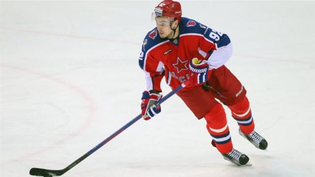 Защитник ЦСКА Ожиганов перешел в «Торонто»