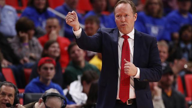L'entraîneur Budenholzer passe d'Atlanta à Milwaukee