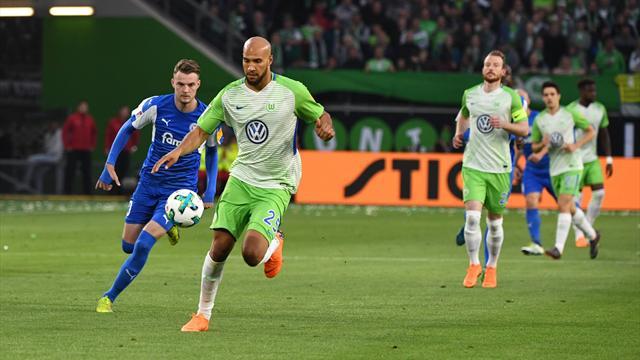 Wolfsburg - Holstein Kiel heute im Livestream und Liveticker bei Eurosport