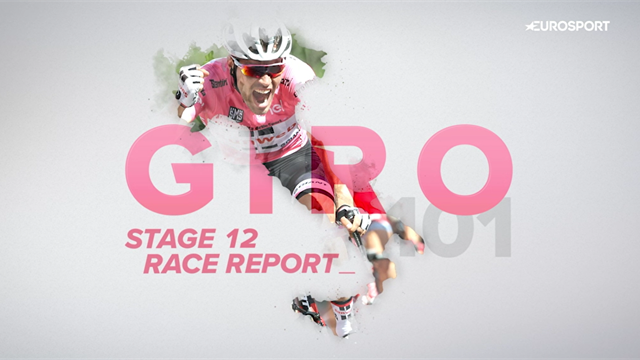 GCN Giro Daily: Stage 12 - Sam Bennett head and shoulders above the rest