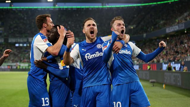 """Kiel verspricht Wolfsburg """"ein Feuerwerk"""" im Rückspiel"""