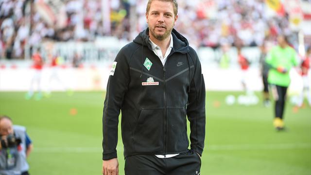 Werder Bremen gewinnt deutlich 9:3 gegen Landesligist
