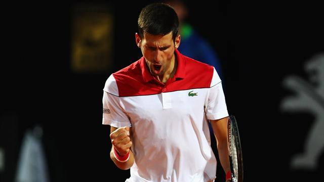 Djokovic enchaîne avec brio