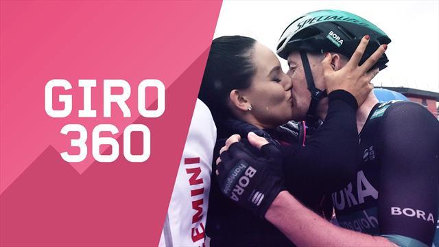"""""""Giro 360"""": Bennett, ma non benissimo... Tutto il meglio e il dietro le quinte della 12a tappa"""