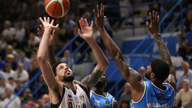 Troppa Venezia per Cremona: Daye domina e consegna il 3-0 agli orogranata