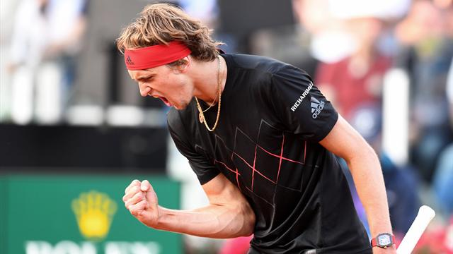 """Besser als Nadal und Federer: Zverev Nummer eins im """"Race to London"""""""