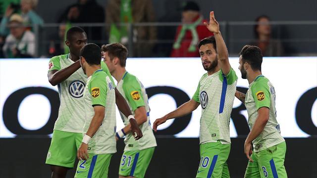 Wolfsburg prend une option sur le maintien face à Kiel