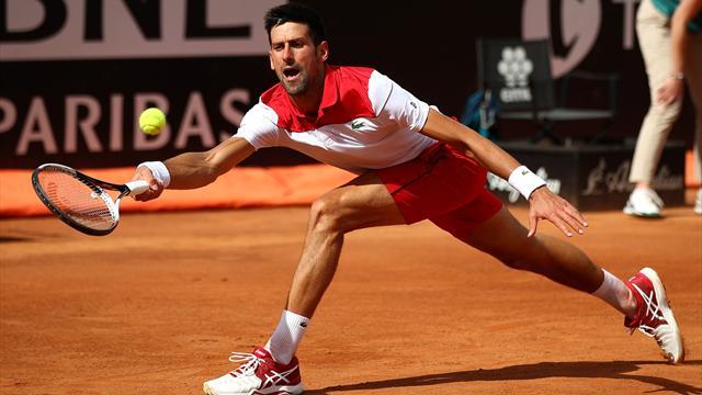Traum-Halbfinale perfekt: Djokovic fordert Nadal
