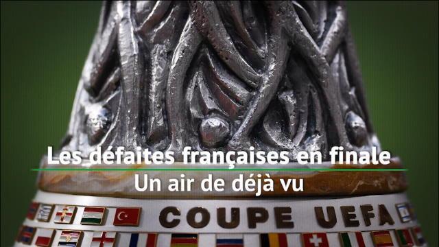 Les défaites françaises en finale: Un air de déjà vu