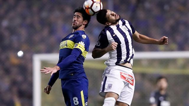 Seis nuevos equipos pasaron a octavos en la semana en que Peñarol dijo adiós