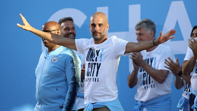 The Warm-Up: Two more years for Pep, Mourinho makes peace