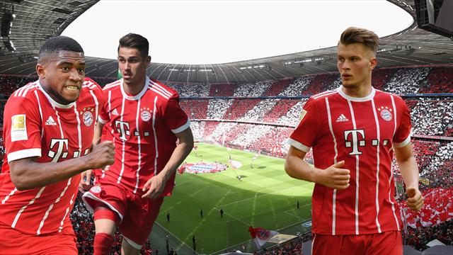 Der FC Bayern im Jugendwahn: Das steckt dahinter