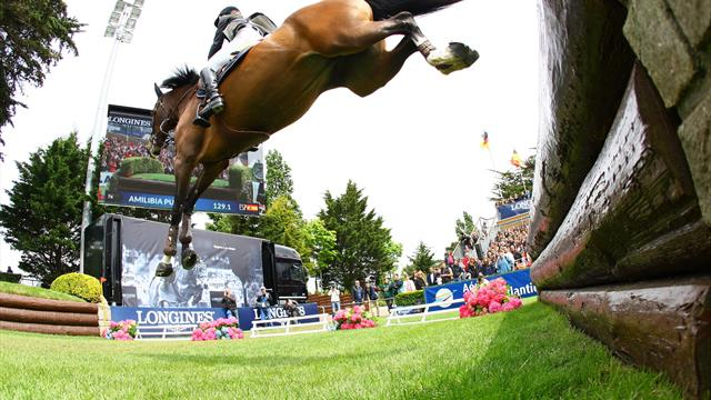 A Nations Cup, Grand Prix and Derby at this weekend's CSIO 5* in La Baule, France