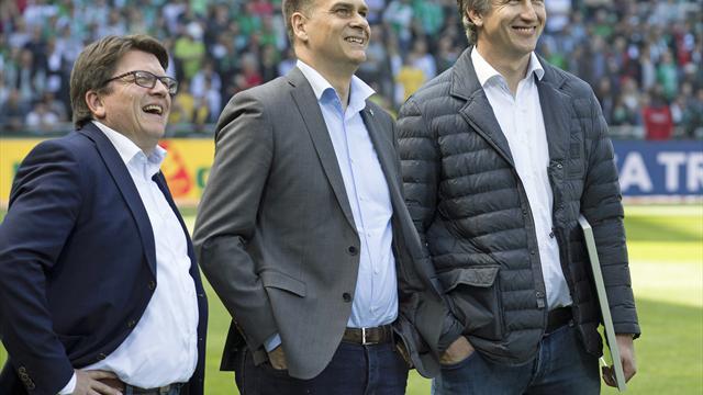 Werder-Chef träumt von einem Comeback in Europa