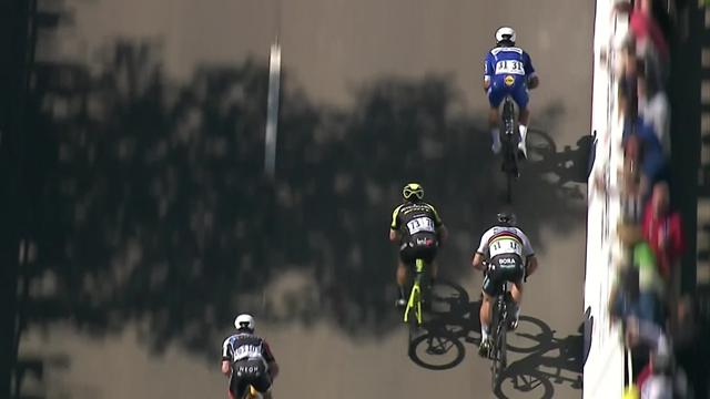 Fernando Gaviria, el mejor embalador del Tour de California