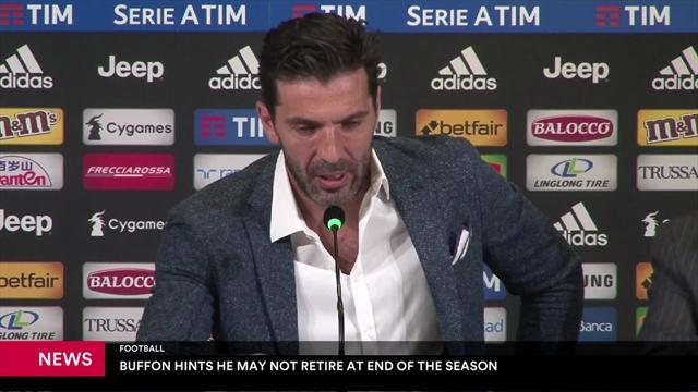 """""""Sehr emotional"""": Buffon verkündet Juve-Abschied"""