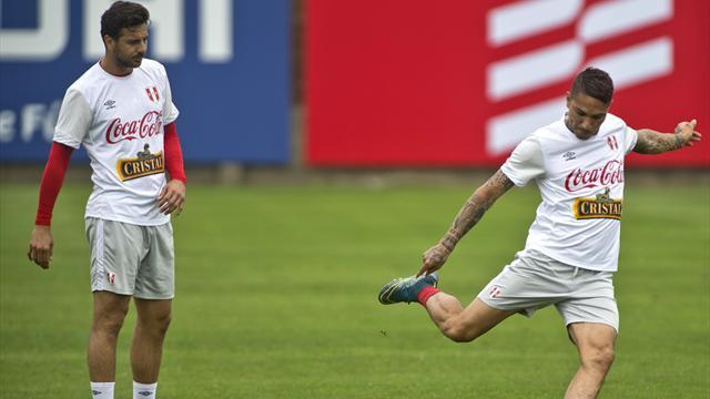 WM-Aus: Guerreros Mutter gibt Pizarro die Schuld