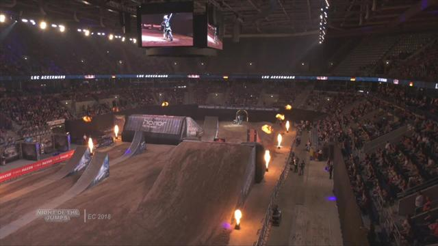 Night of the Jumps: a Mannheim Luc Ackermann stravince col suo double backflip