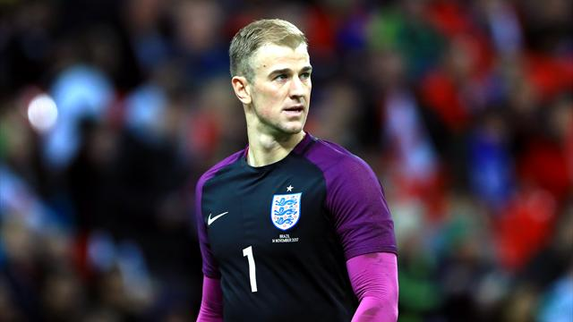 Joe Hart 'gutted' to miss out on World Cup selection