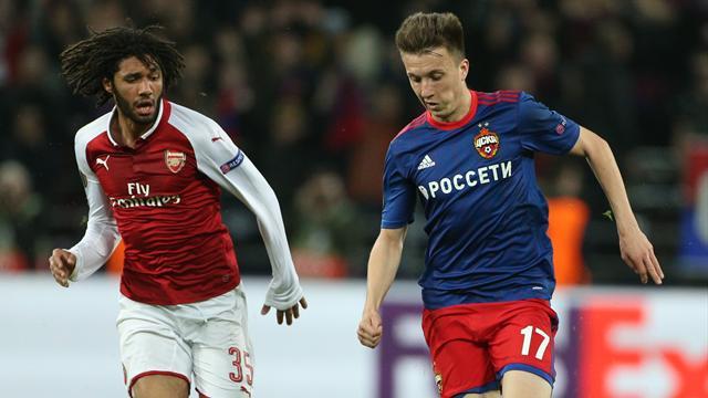 УЕФА включила Головина в список лучших молодых футболистов Лиги Европы
