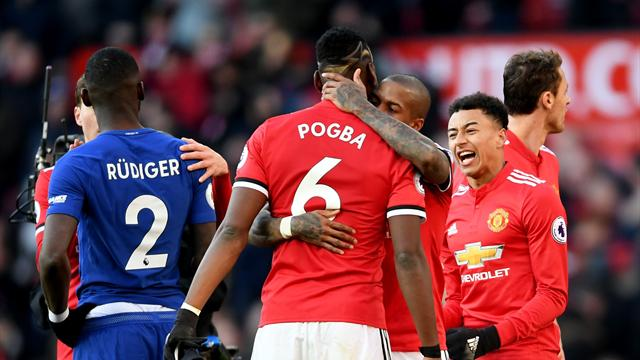 Letzte Titelchance im Pokalfinale für United und Chelsea