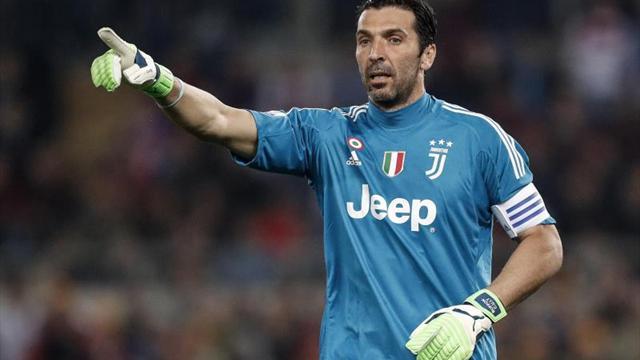 """La despedida de Buffon y una """"final"""" por la Champions cierran la Serie A"""