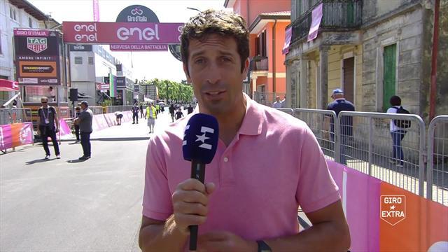 Giro de Italia2018: Previa de la etapa 13 por Juan Antonio Flecha
