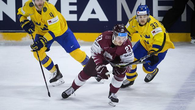 Eishockey-WM in Dänemark: Mehr als eine halbe Million Zuschauer