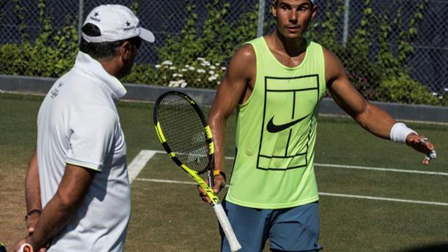 """Toni Nadal: """"La motivación de Rafael va acorde con los resultados"""""""
