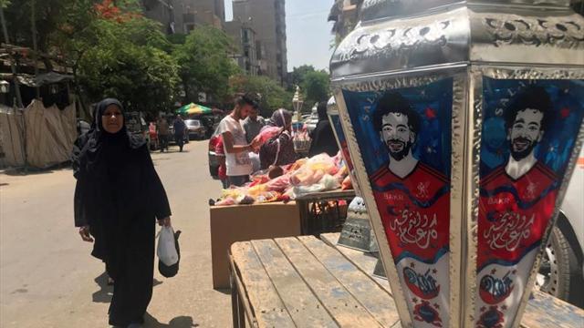 Salah, el astro del fútbol que alumbra las noches de Ramadán