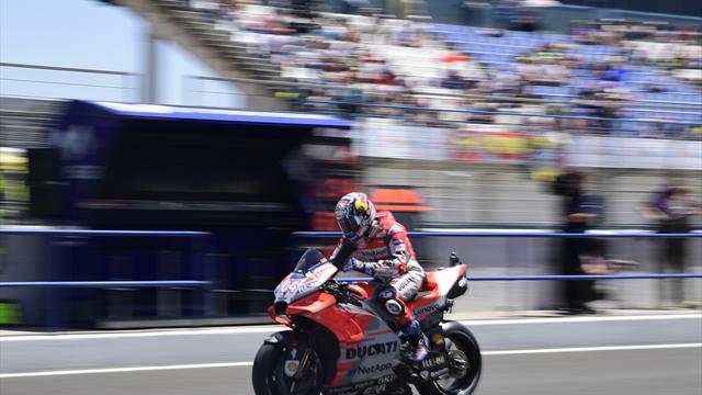 Dovizioso mit neuem Vertrag bei Ducati