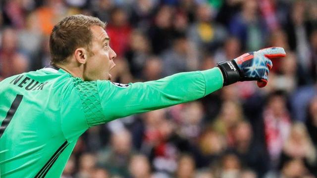 Neuer vuelve a la convocatoria del Bayern tras ocho meses de ausencia
