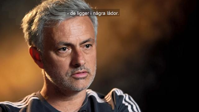 """Mourinho vill vinna fler titlar: """"Det betyder allt"""""""