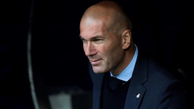 Zidane felicita al nuevo presidente de la Federación Española de Fútbol