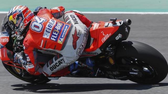 Ducati anuncia la renovación de Dovizioso por dos temporadas