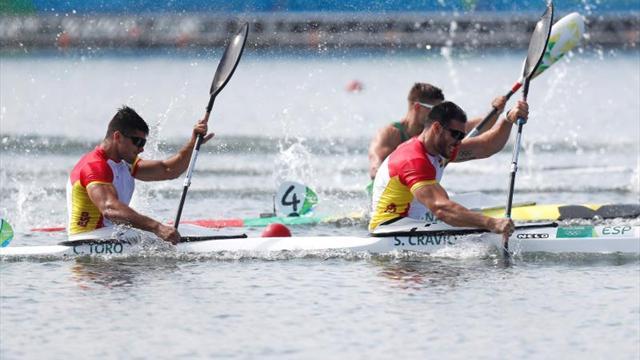Craviotto-Toro y Cooper-Germade meten a España en las dos primeras finales