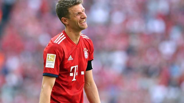 """""""Keine Bedenken"""": Müller im Pokalfinale einsatzbereit"""