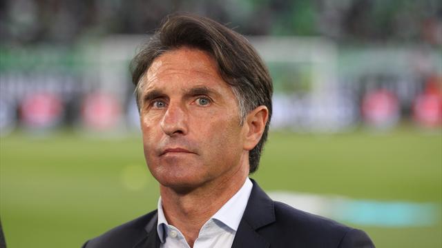 """Labbadia über Relegations-Rückspiel: """"Sehr steile Etappe"""""""