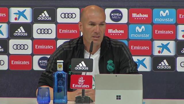 """Finale - Zidane: """"Aller la chercher avec toute notre force"""""""