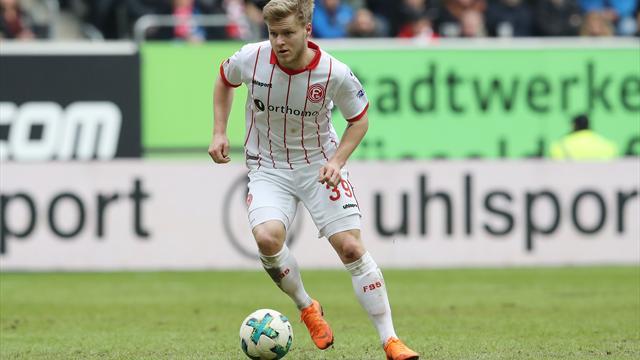 Fortuna Düsseldorf verpflichtet Zimmer und Karaman