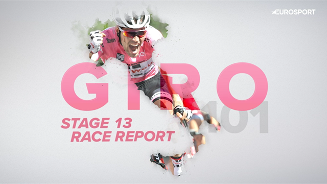 GCN Giro Daily: Stage 13 – Viviani in a class of his own but here comes the Zoncolan