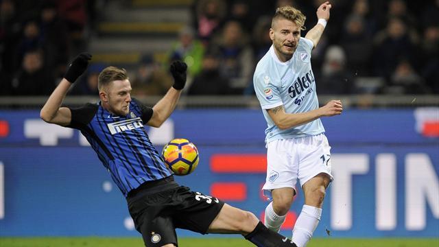 Lazio - Inter, un choc pour la Ligue des champions
