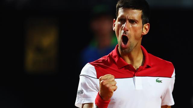 Au bout du suspense, Djokovic tient ses retrouvailles avec Nadal
