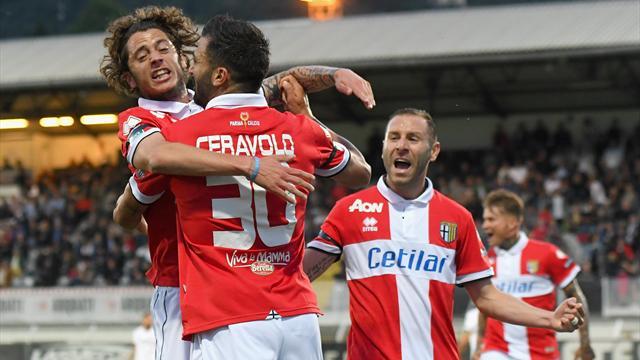 «Парма» вернулась в Серию А. 3 года назад клуб признали банкротом и отправили в четвертый дивизион