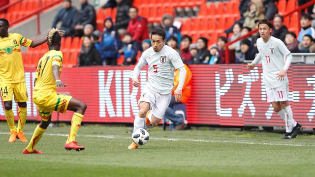 Convocati Giappone: la lista dei 23 per i Mondiali di Russia 2018