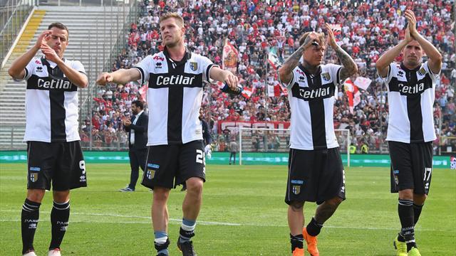 Trois ans après, Parme retrouve la Serie A