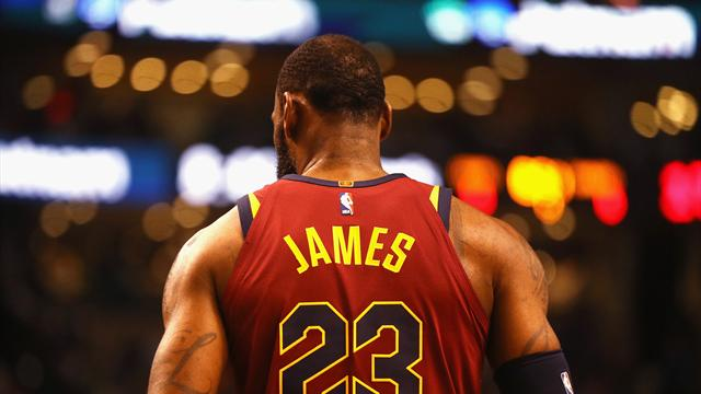 LeBron James, adım adım Los Angeles'a
