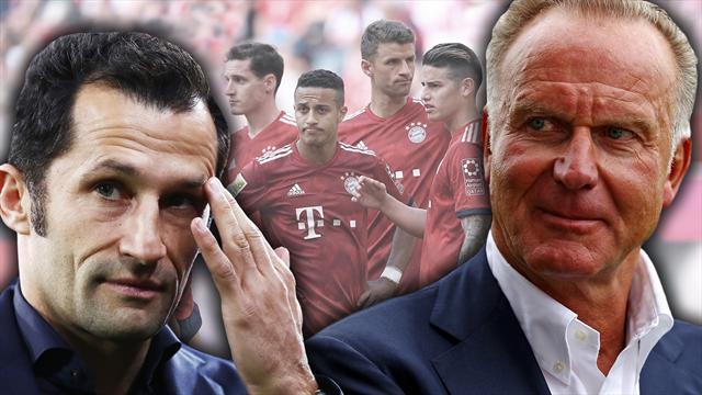 Mega-Transfer ja oder nein? Merkwürdige Ansagen der Bayern-Bosse